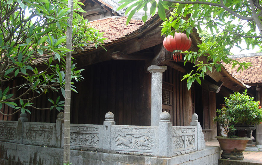 PAGODE BUT THAP, PROVINCE BAC NINH