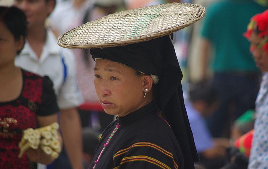 LES LOLOS NOIRES AU VIETNAM