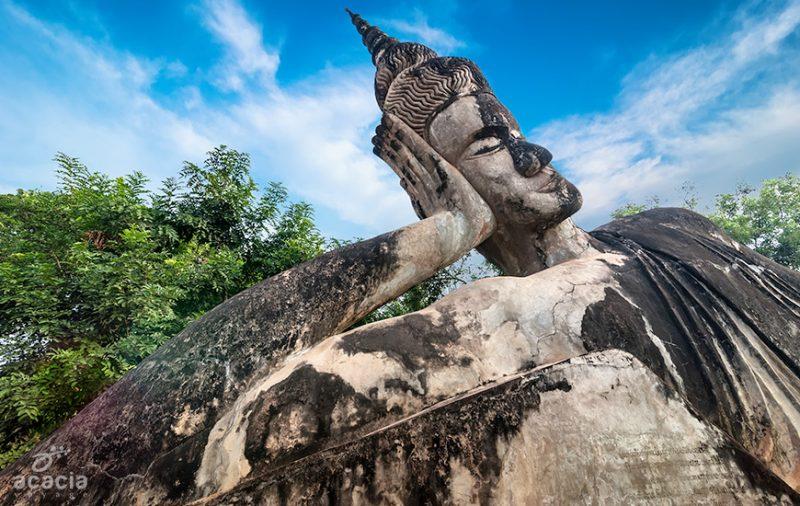 Wat Xieng Khuan Buddha Park, Vientiane, Laos