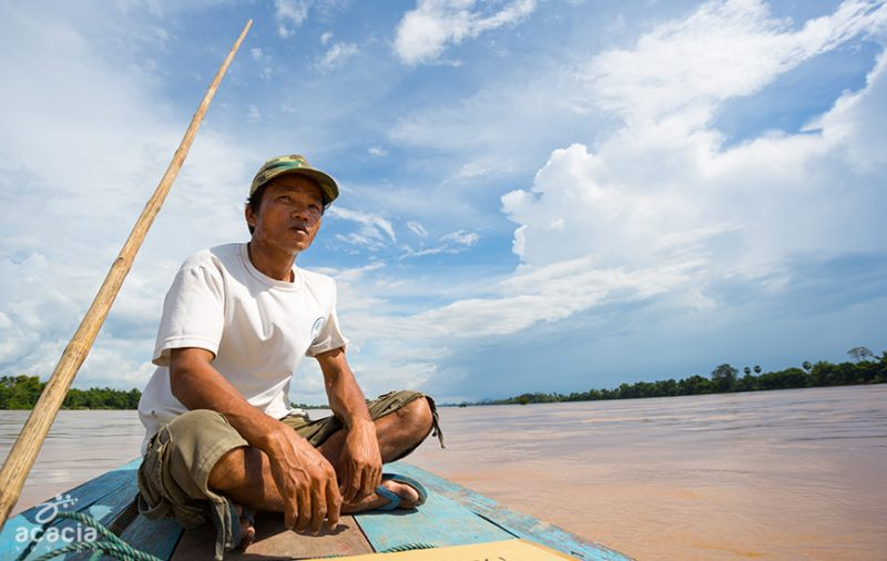 In Pakse, Laos
