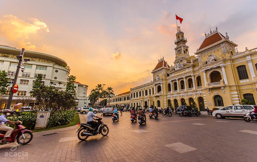 Voyager au Vietnam en bus et en moto