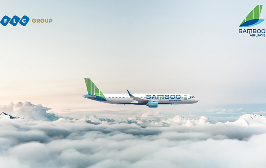 Bamboo Airways- Vols commerciaux