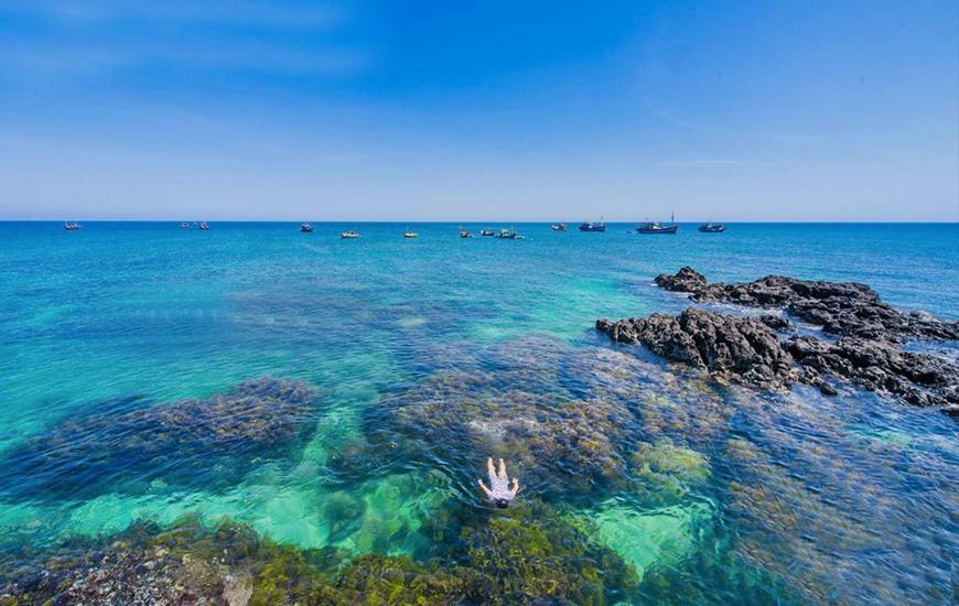L'Ile de Ly Son, le petit paradis