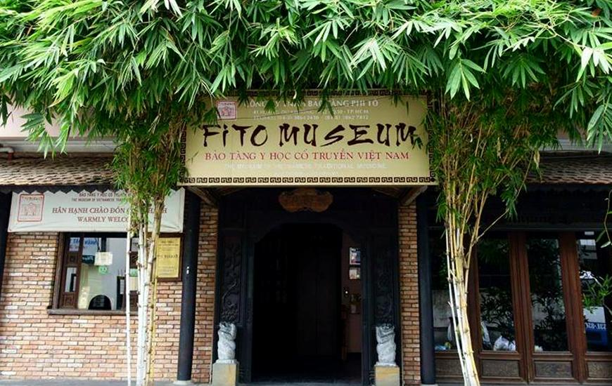 Le musée Fito de Ho Chi Minh – ville