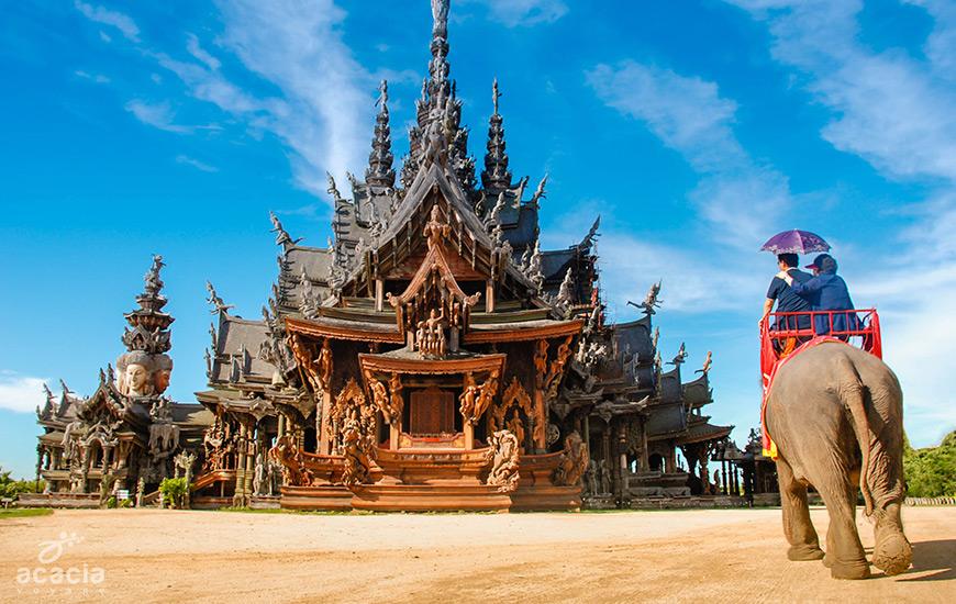 LE MEILLEUR MOMENT POUR VISITER LA THAILANDE