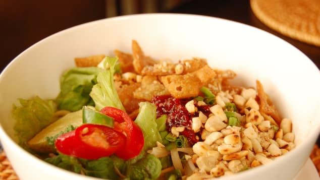 Cao Lau, Vietnam gastronomie